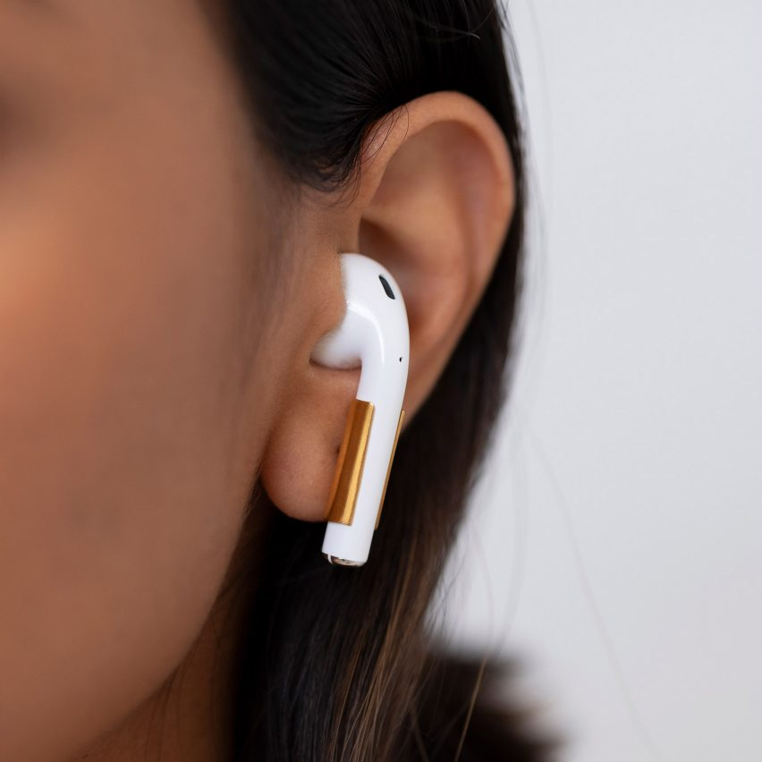 AirPods slip into Minimal/Active Tall Pods by MISHO