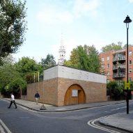 The Phoenix Garden is a green retreat in London's West End