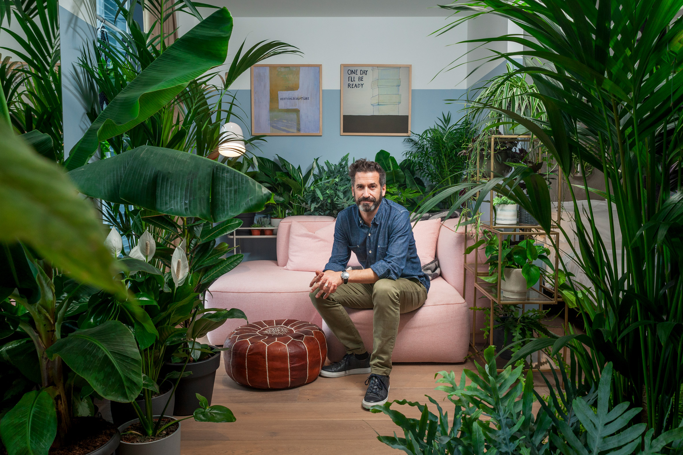 Biophilic design expert Oliver Heath