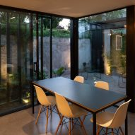 Portobello house by Scullion Architects in Dublin, Ireland