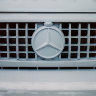 Project Geländewagen by Virgil Abloh and Mercedes Benz