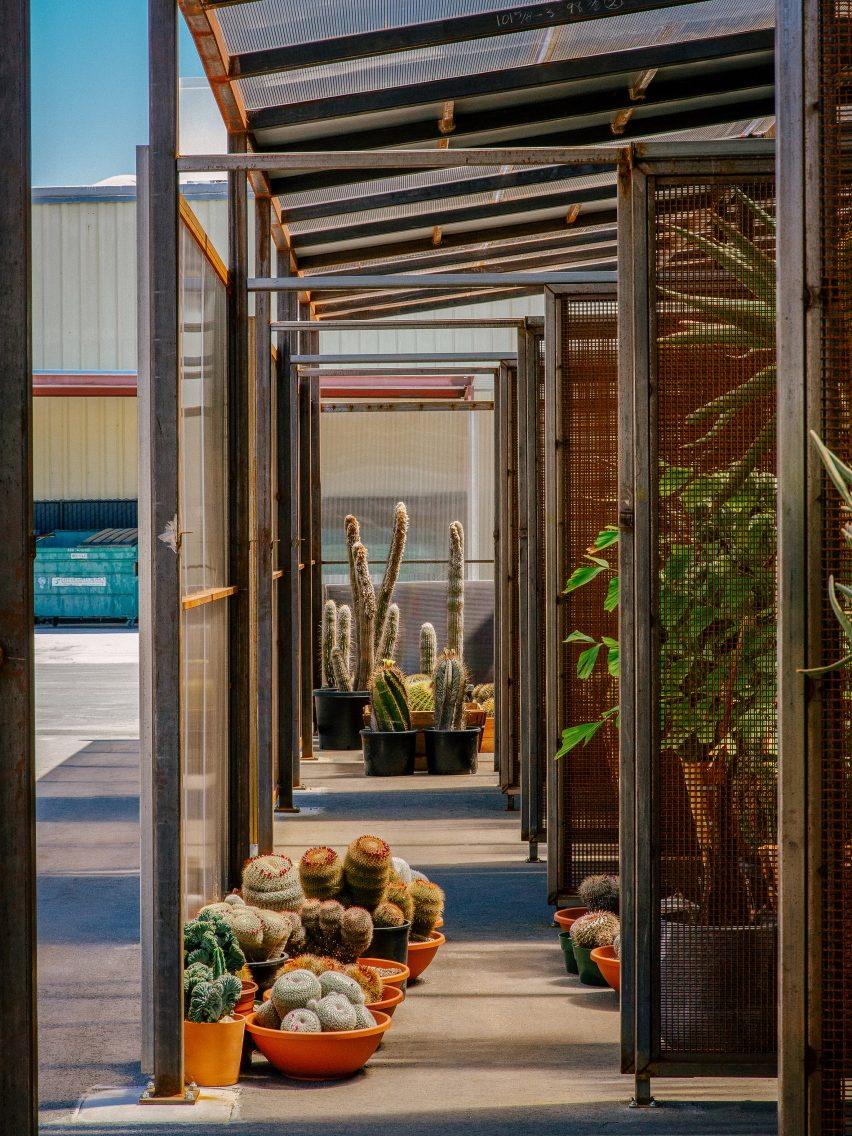 Santa Monica Greenhouse by Part Office