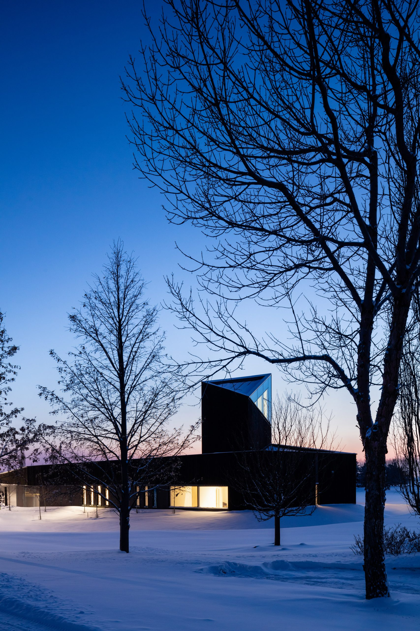 South Haven Centre for Remembrance by Shape Architecture