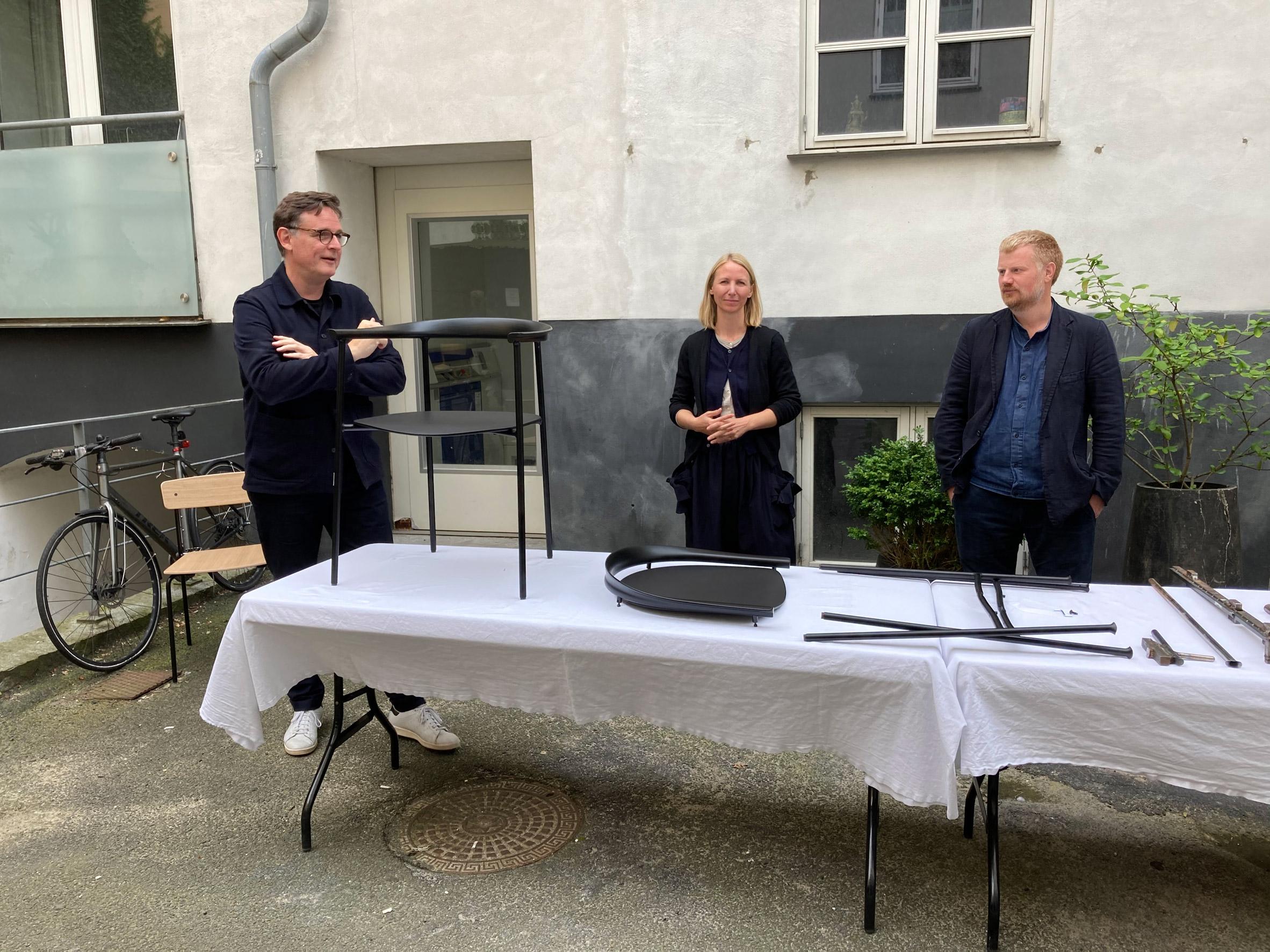 Takt outdoor demonstration in Copenhagen