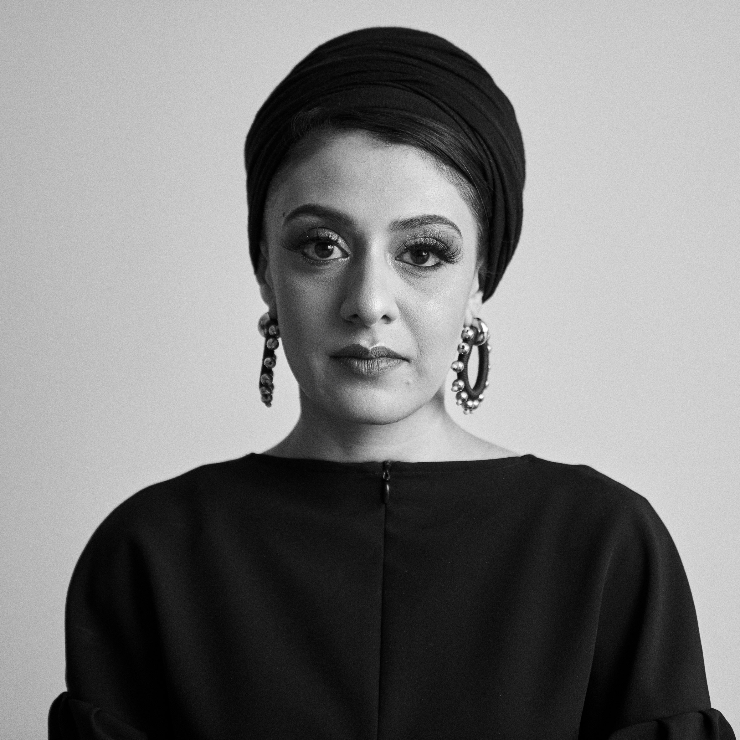 Sumayya Vally, director of Counterspace, portrait