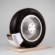 The Tyre Collective develops car-mounted device to capture microplastic emissions from tyres