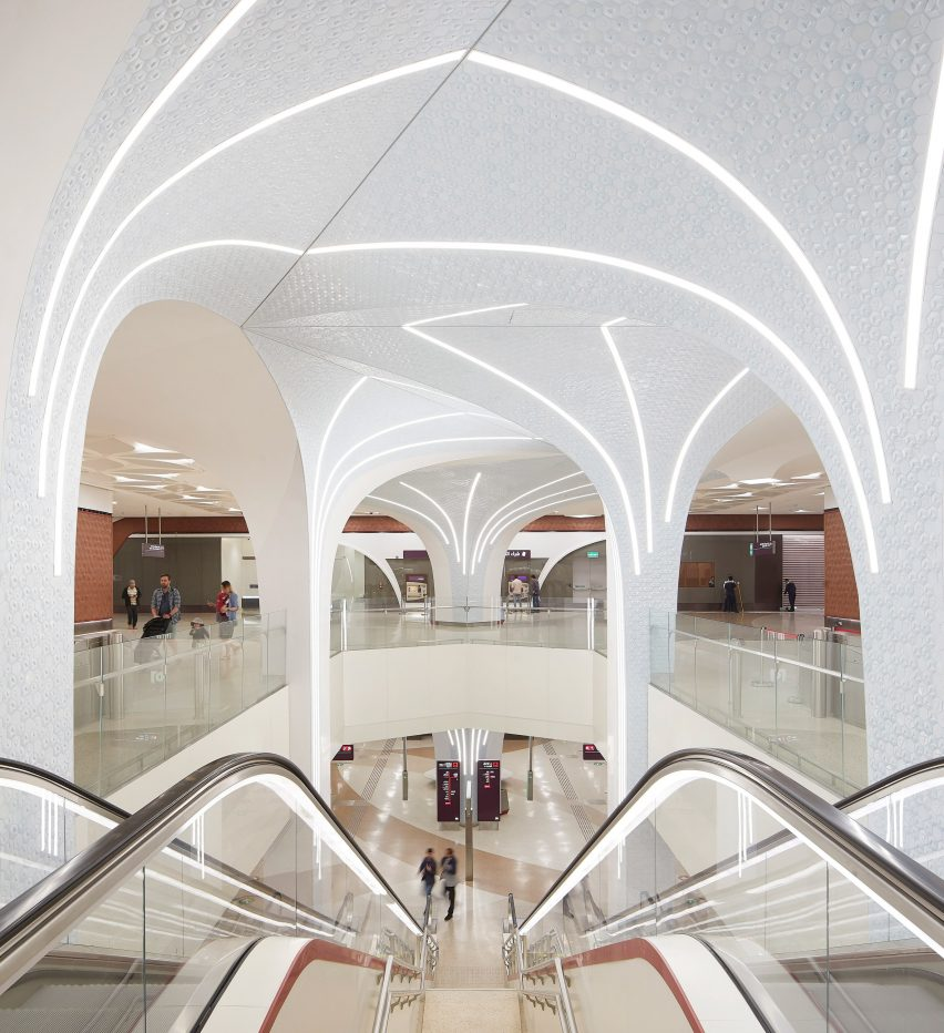 Qatar National Library Station