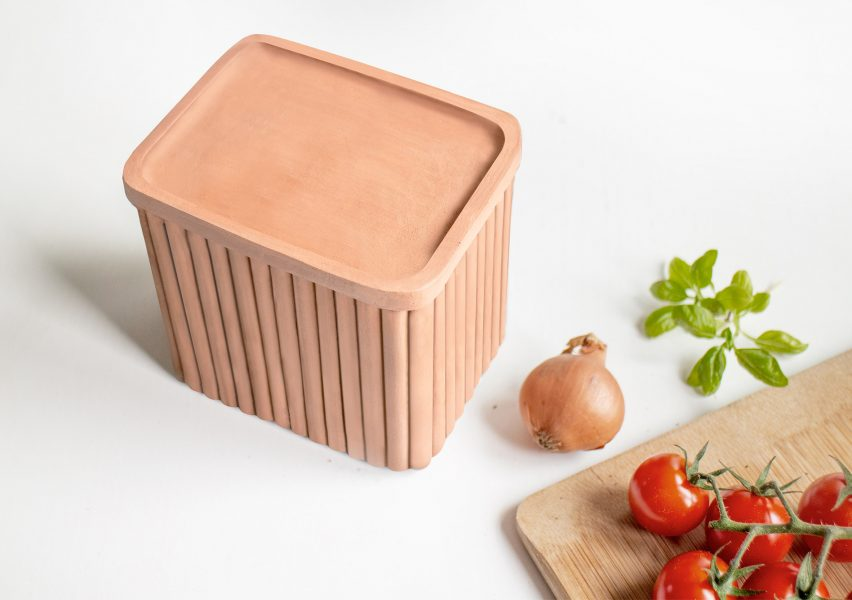 The Clay Pantry by RCA student Lea Randebrock