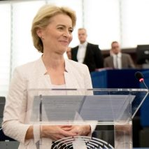 European Commission president Ursula von der Leyen: EU to set up new Bauhaus