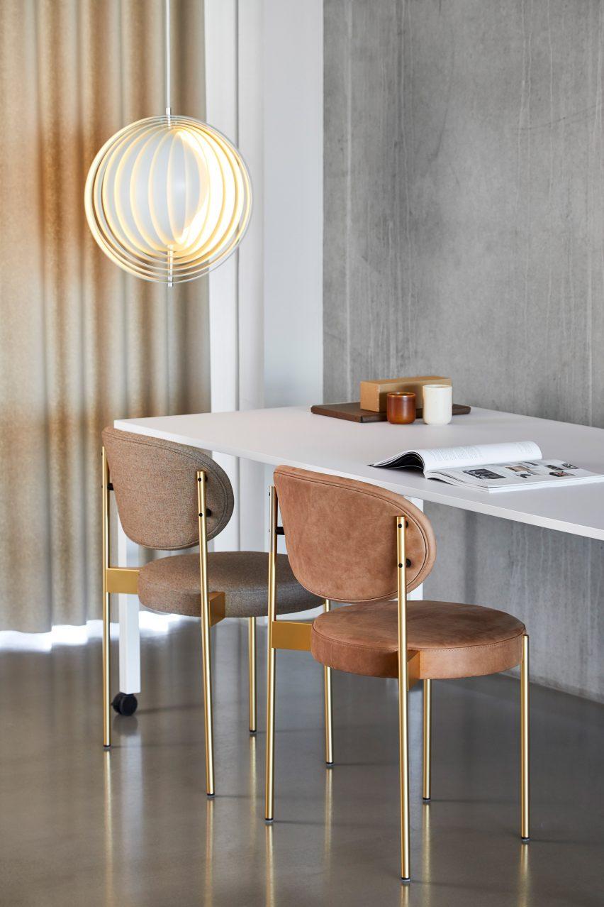 Series 430 Chair by Verpan