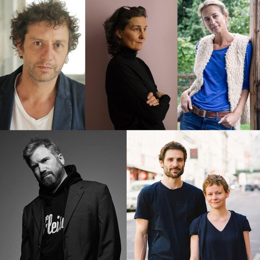 Vienna Design Week talk with Dezeen