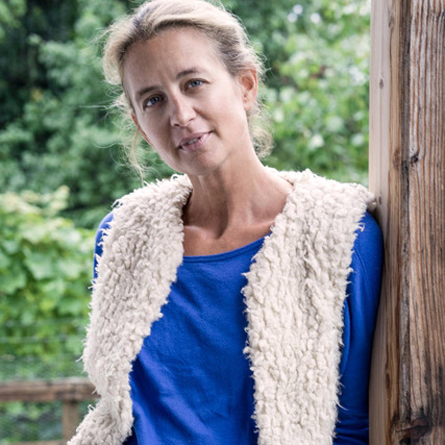 Portrait of photographer Pauline Thurn und Taxis
