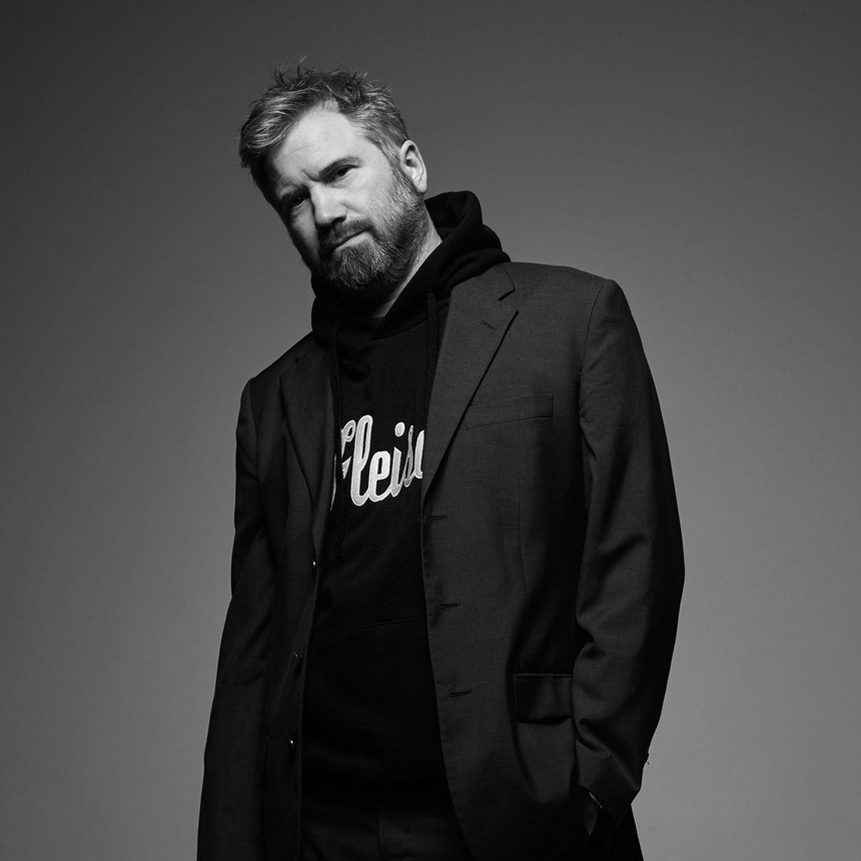 Portrait of photographer Mark Glassner
