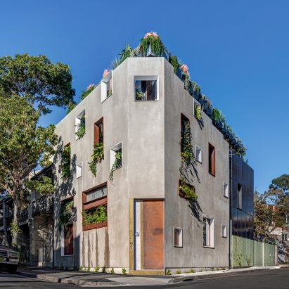 Welcome to the Jungle House renovation in Sydney, Australia, by CplusC Architectural Workshop