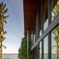 Beach view from Aldo Beach House by Wittman Estes