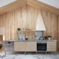 Seven wooden kitchens that offer a different take on timber