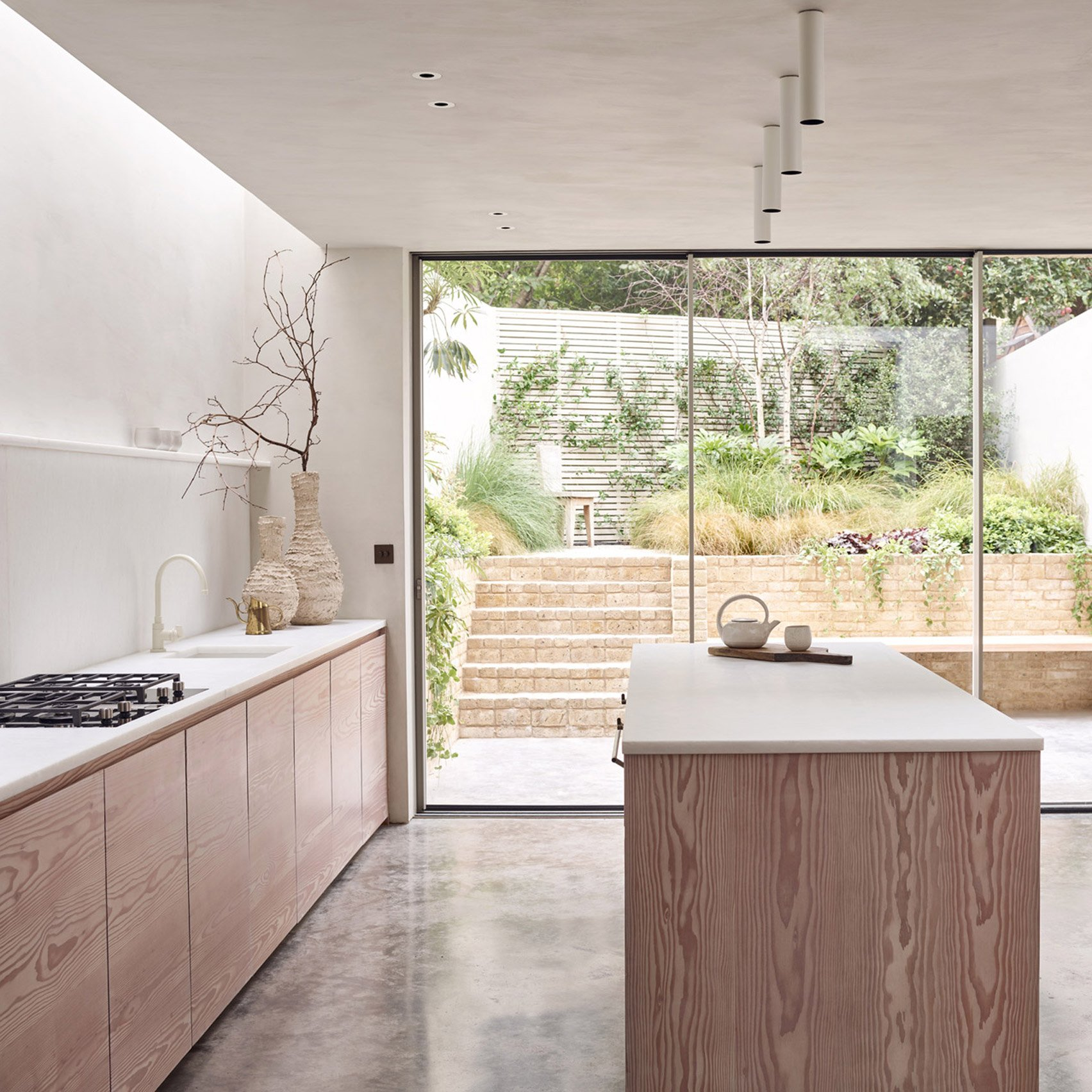 Wooden kitchens: Powerscroft Road by Daytrip