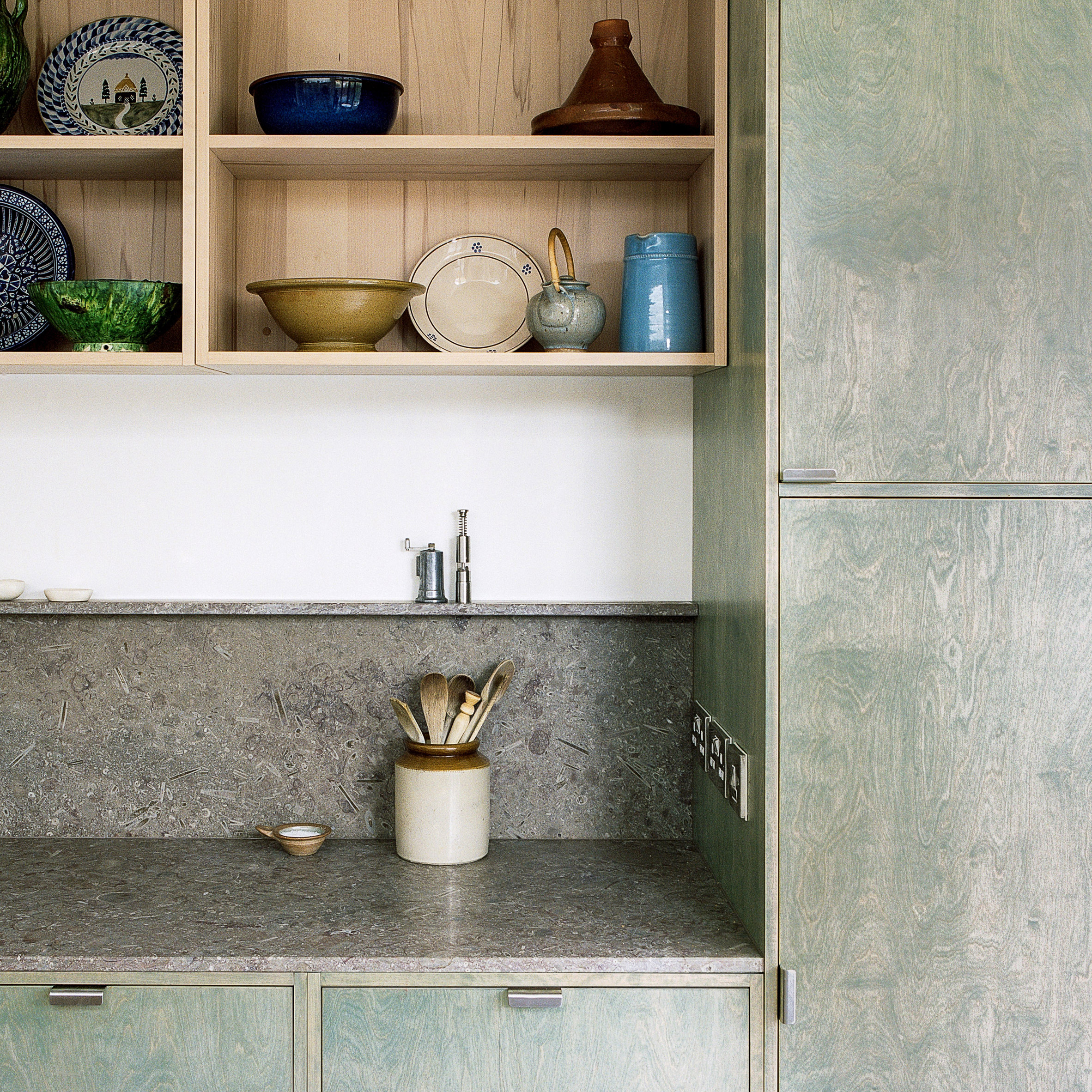 Wooden kitchens: Southgrove Road by From Works