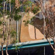 Vikasa yoga studio in Bangkok byEnter Projects Asia