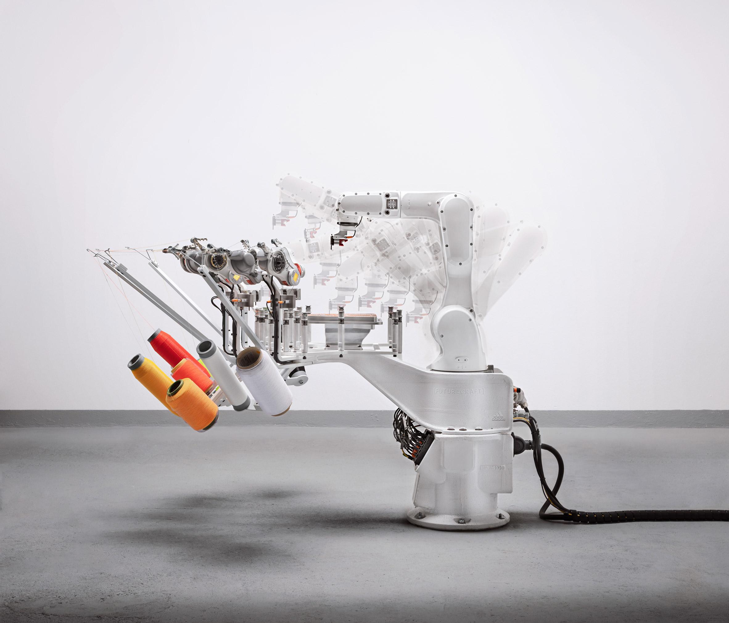 Kram/Weisshaar robot to mauer Strung uppers