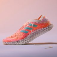 "Adidas creates robotically woven Futurecraft Strung trainers from ""new kind of textile"""