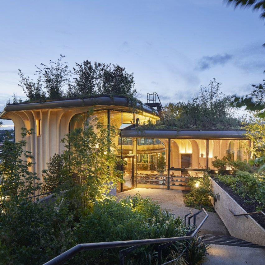 Dezeen Awards 2020 architecture public vote winners include Snøhetta and Unparelld'arquitectes