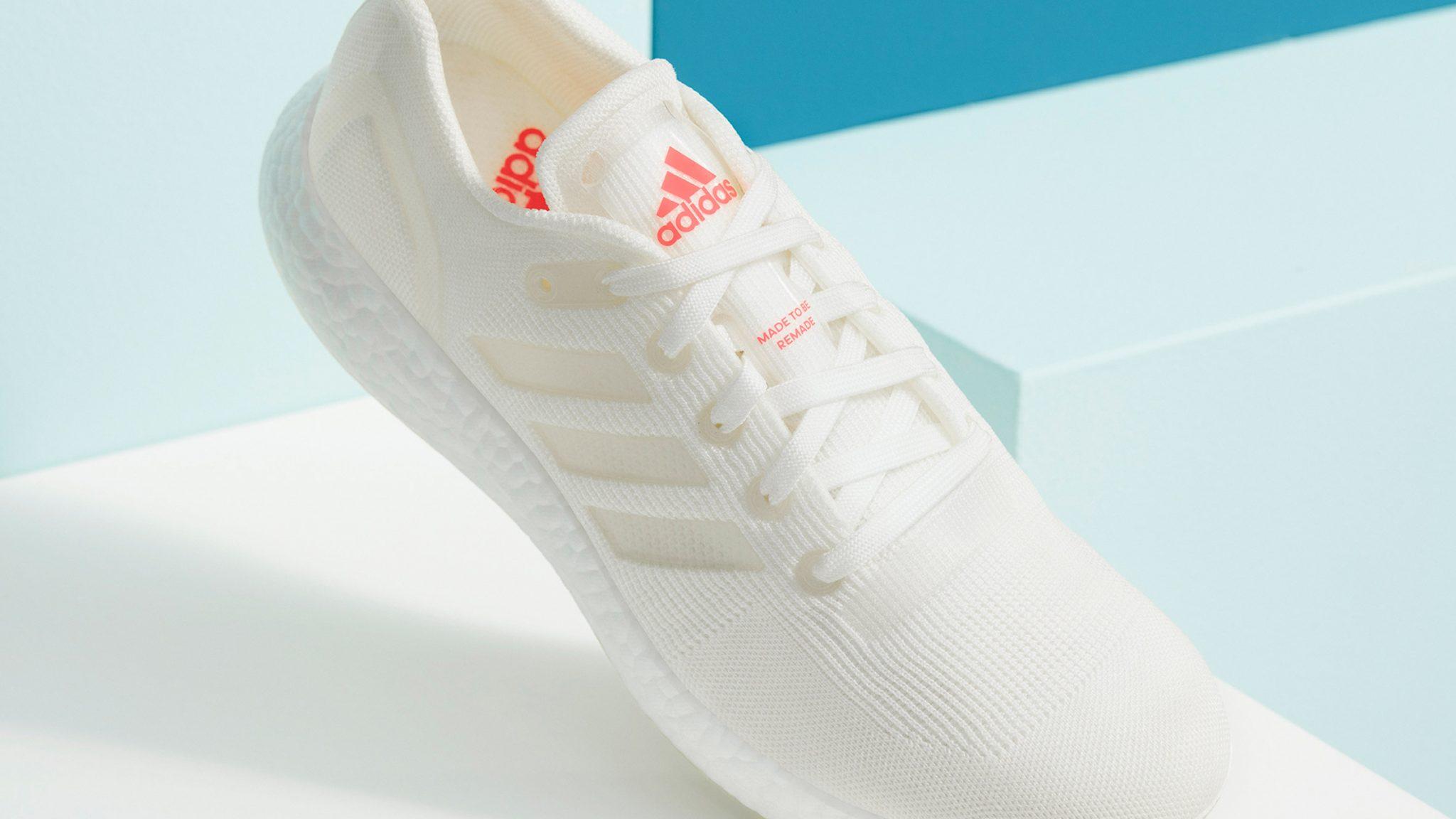 dezeen - Adidas' endlessly recyclable trainer features in today's Dezeen Weekly newsletter