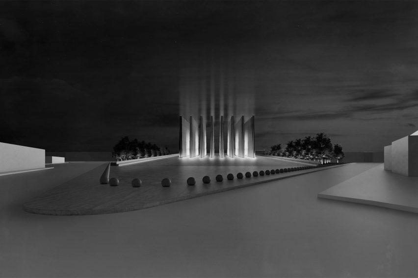 Le Mémorial des Martyrs in Niamey