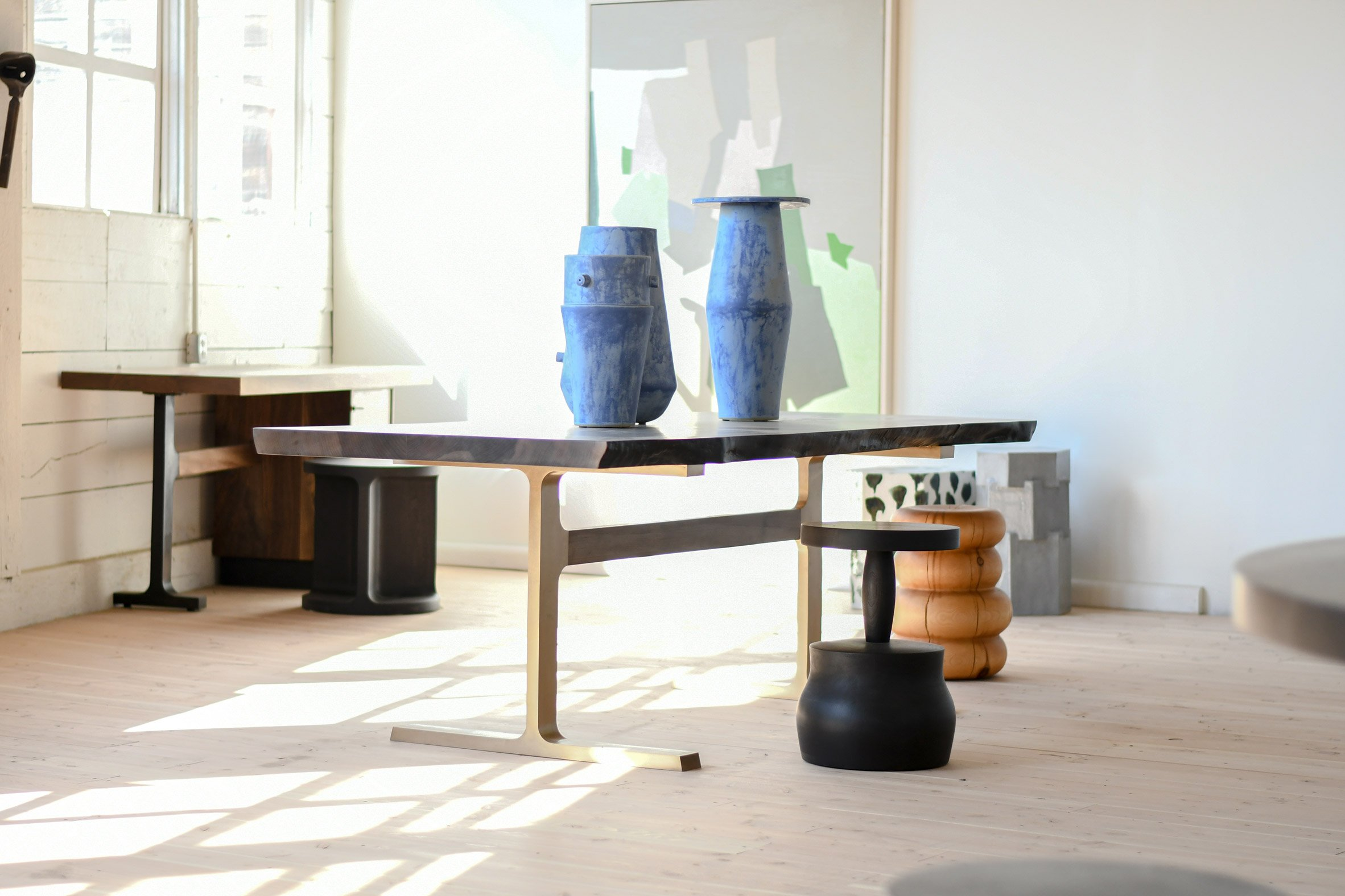 Vases at Alpenglow Projects