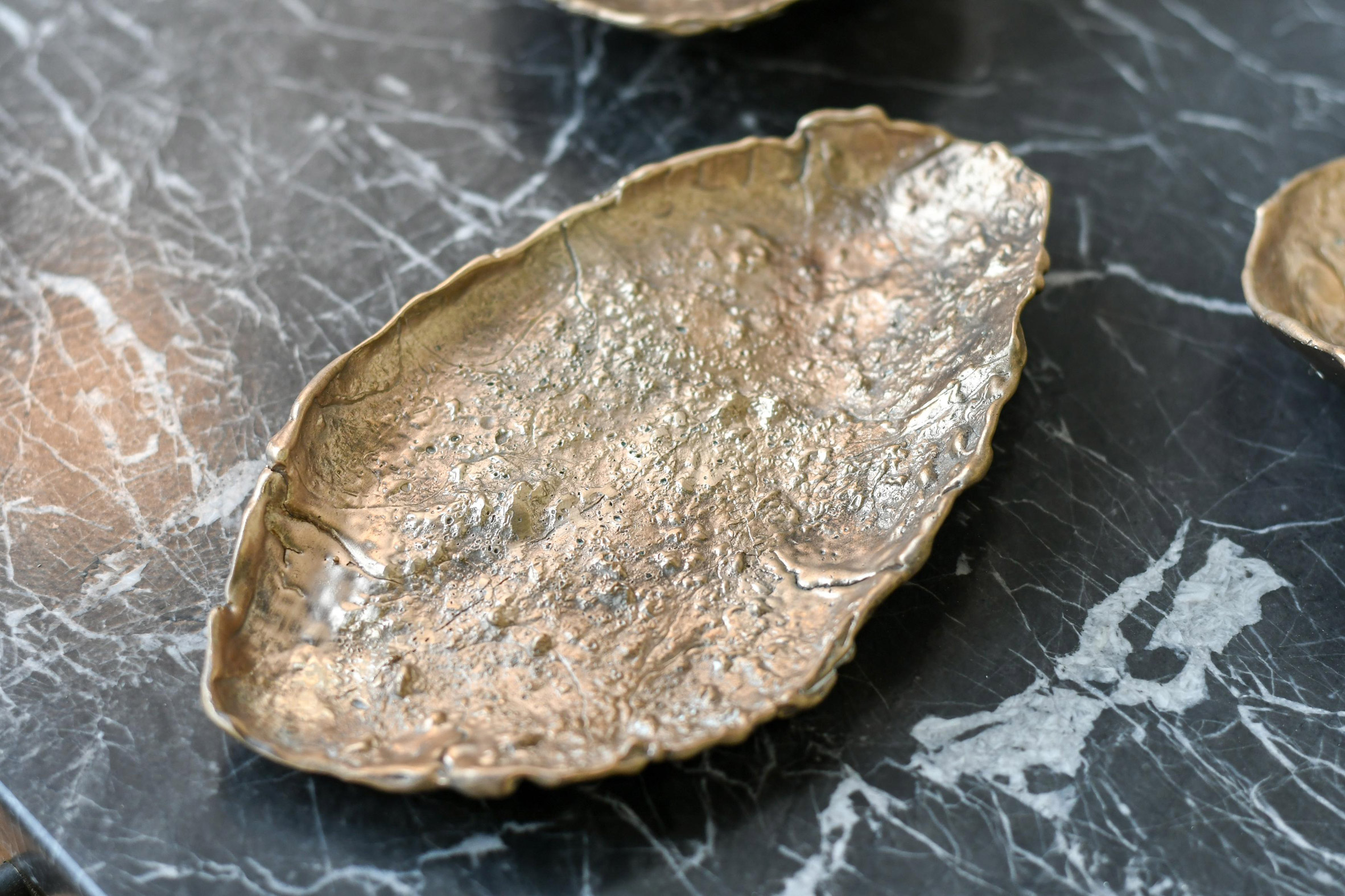 Bronze bowl at Alpenglow Projects