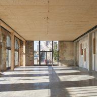 Interior view of Ateliers des Capucins by Atelier L2