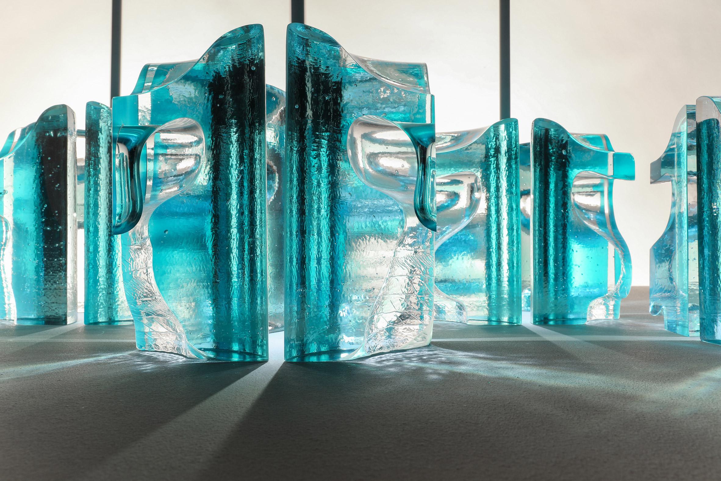 Atelier Oï Privé glass artworks