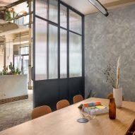 Bermonds Locke hotel in London includes co-working areas