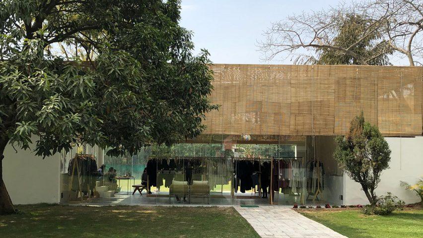 Fashion brand Bodice's flagship store in New Delhi