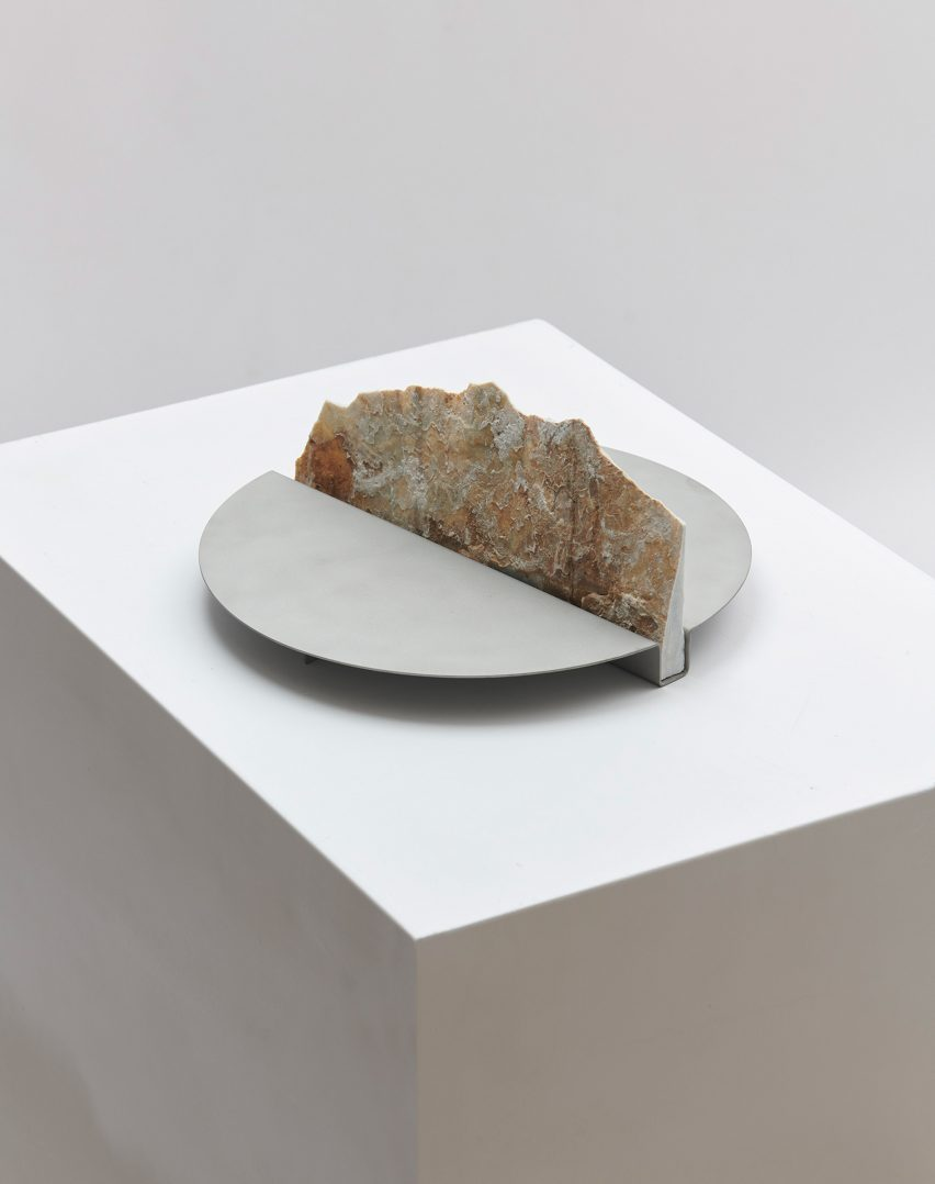 Studio Boir designs New Normal tableware for socially distant dining