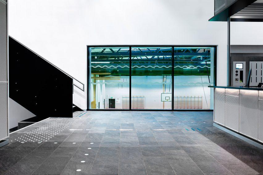 Interiors of Bølgen Bath and Leisure Centre by White Arkitekter
