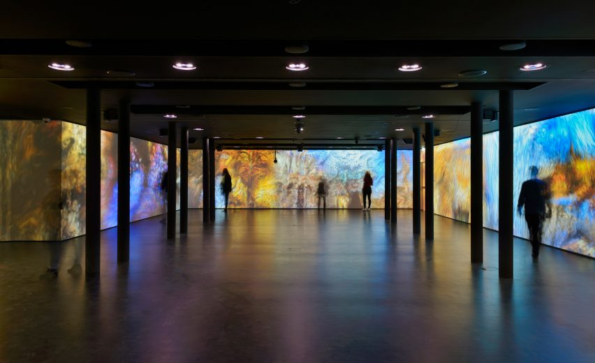 Digital installations at MEET Milan