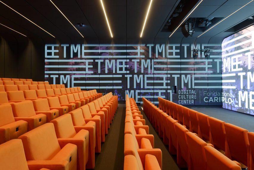 MEET movie theatre by Carlo Ratti