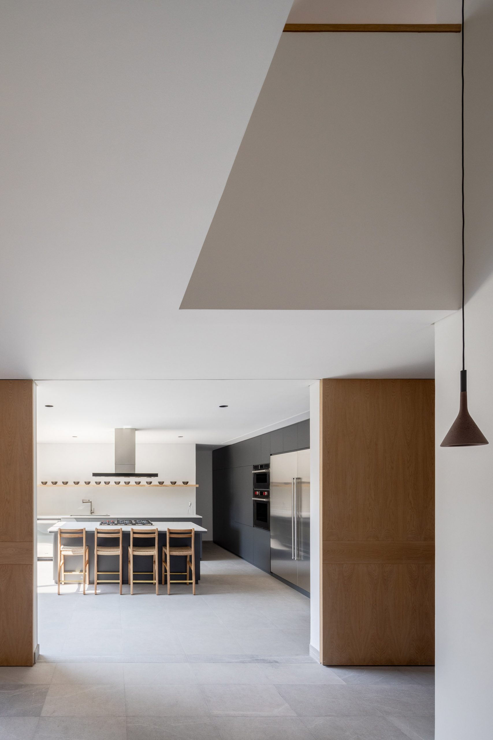 Living space in Carrizal by PPAA