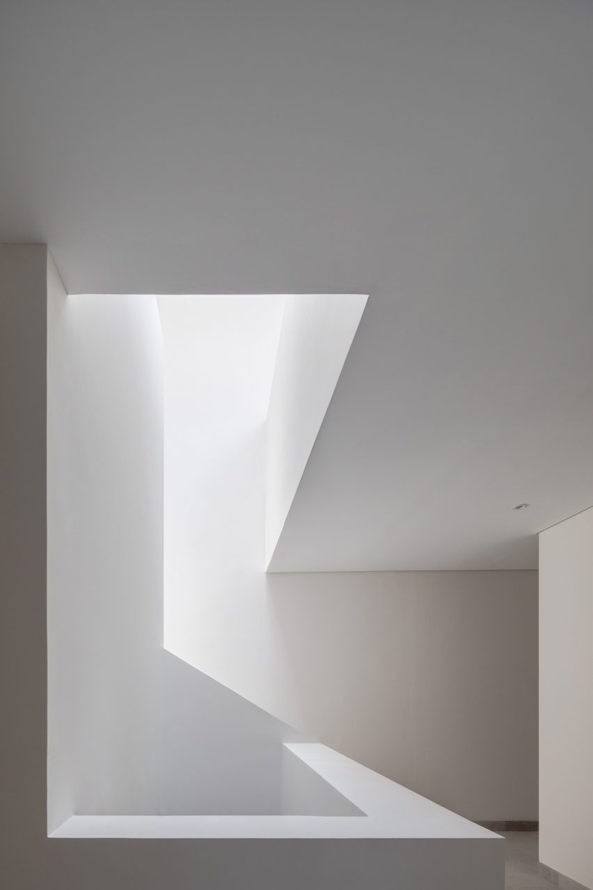 Skylight in Carrizal by PPAA