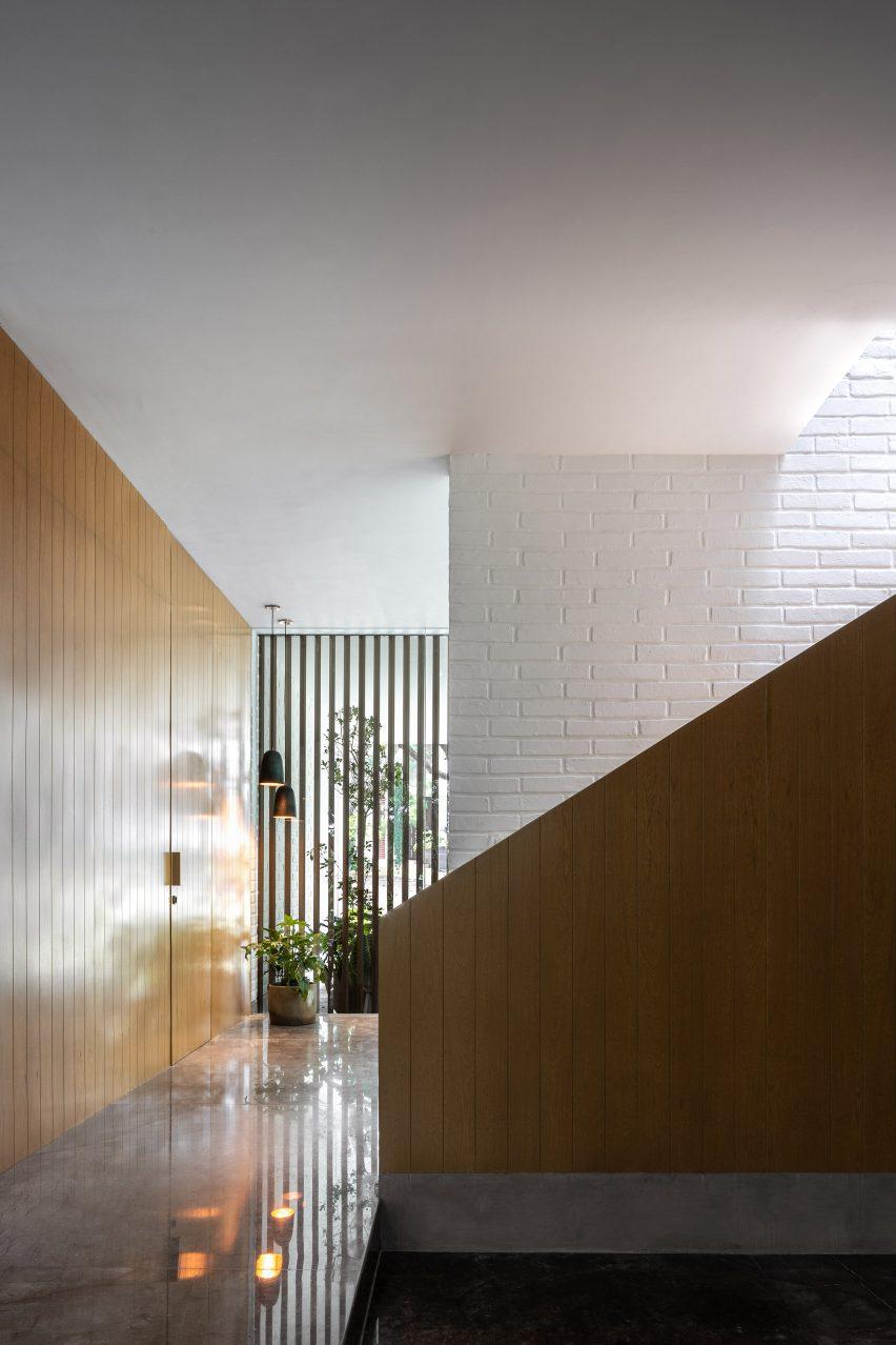Interiors of Casa RA by Radillo Alba
