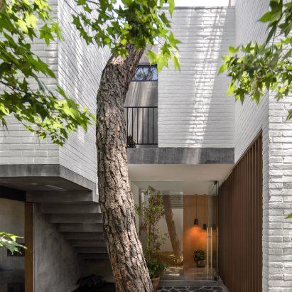 Casa RA by Radillo Alba