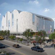 Snøhetta designs barrel-vaulted El Paso Children's Museum