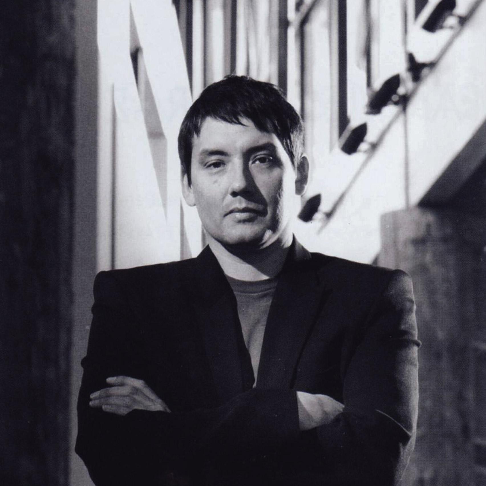 Portrait of Chris Cornelius