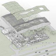 Coffee Production Plant by Giorgi Khmaladze Architects