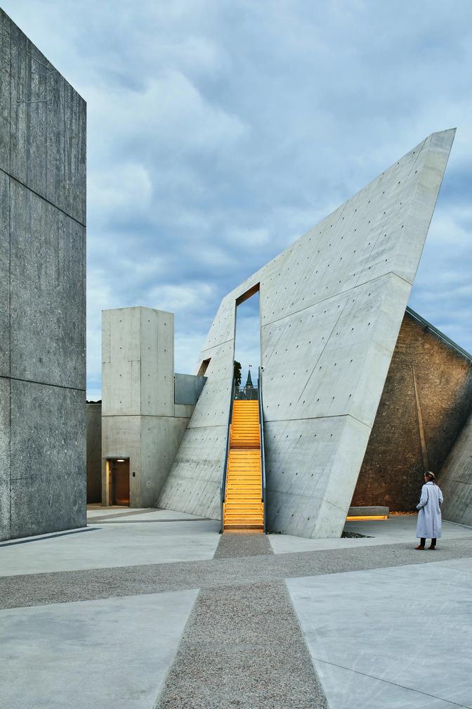 National Holocaust Monument, Ottawa, Ontario, Canada