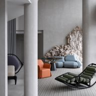 Gao Guqi's independent furniture brand Fnji launches 2020 collection