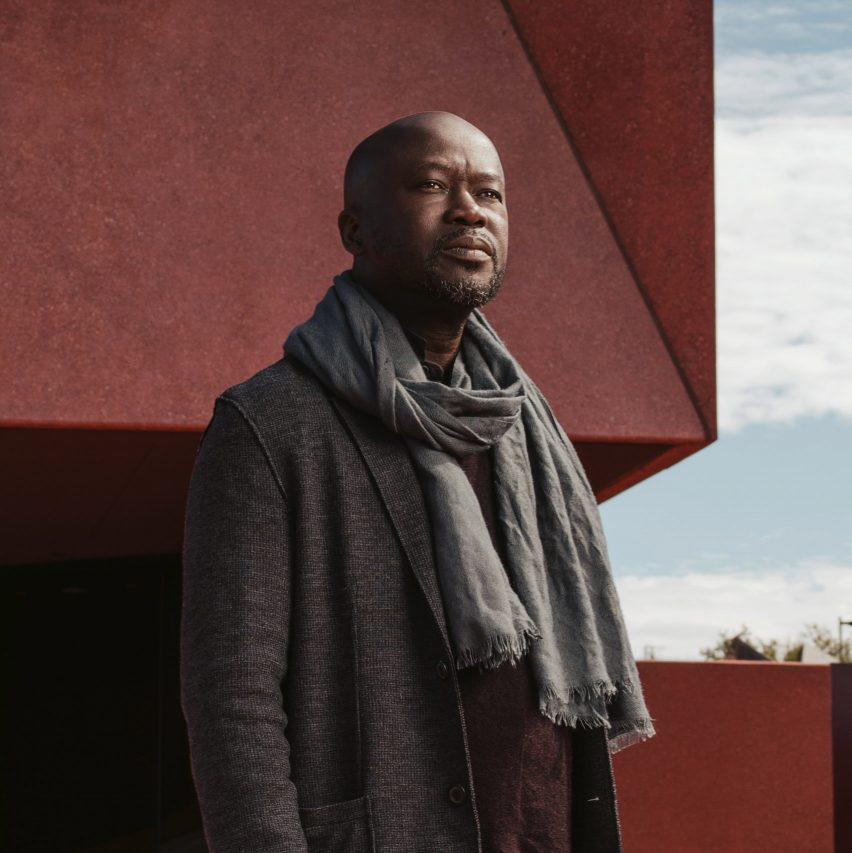 David Adjaye portrait