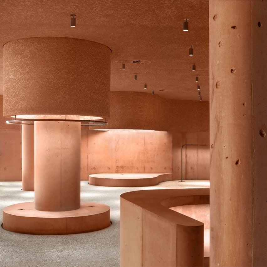 Interiors by Esrawe Studio, Adjaye Associates and Freitag among Dezeen Awards 2020 public vote winners