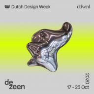 Dezeen presents a virtual tour of Dutch Design Week plus five live talks with emerging designers